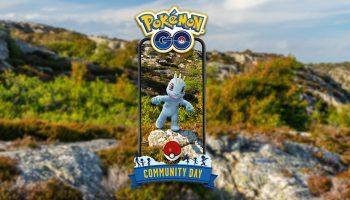 Eerste Pokémon Go Community Day in 2021 aangekondigd: Machop
