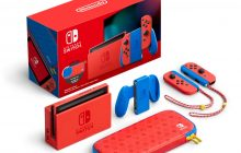 Nintendo Switch Mario Red en Blue Edition nu te koop in Nederland