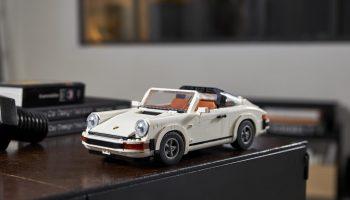 LEGO 10295 Porsche 911 VIP-voorverkoop start op 16 februari