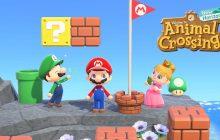 Super Mario-update nu beschikbaar voor Animal Crossing: New Horizons (Nintendo Switch)