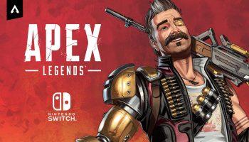 Apex Legends komt op 9 maart naar Nintendo Switch met gratis Battle Pass-upgrades