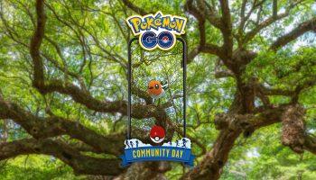 Pokémon Go Community Day vindt plaats op 6 maart en staat in teken van Fletchling