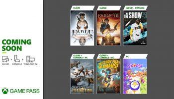 Deze games komen in de komende periode naar Xbox Game Pass (Ultimate)