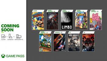 Nieuwe Xbox Game Pass-titels voor Xbox, Windows 10 en xCloud gepresenteerd