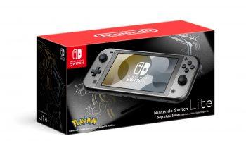 Nintendo Switch Lite Dialga & Palkia Edition kopen? Nu beschikbaar voor pre-order