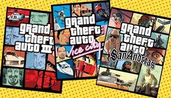'Remasters Grand Theft Auto III, Vice City en San Andreas verschijnen in 2022'
