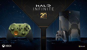 Xbox Series X Halo Infinite Limited Edition of Elite Series 2 kopen? Vanaf vandaag beschikbaar voor pre-order