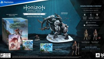 Horizon Forbidden West: Collector's (Regalla) Edition kopen? Pre-order weer beschikbaar